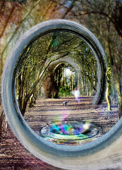 Visions Genesis Manisfestation